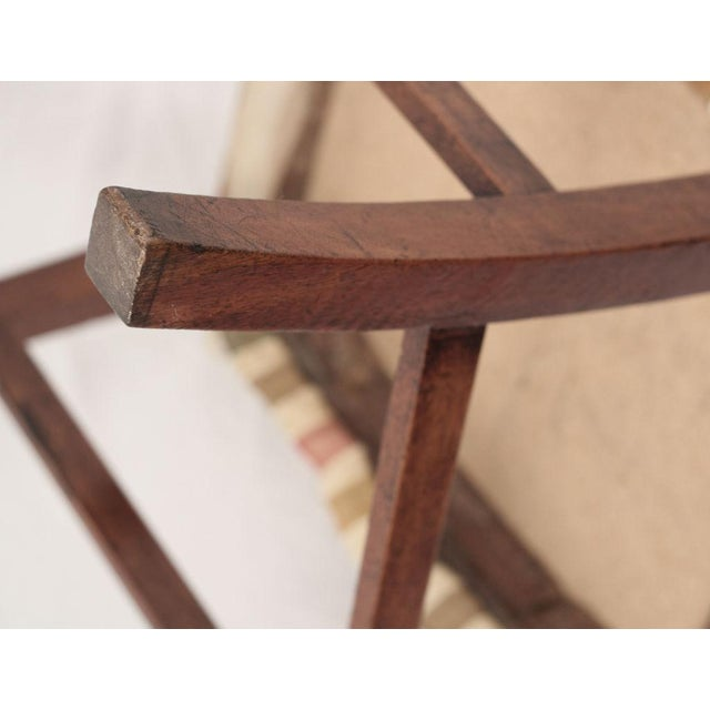 Traditional Sheraton Style Mahogany Chairs - A Pair For Sale - Image 3 of 5