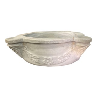 Antique Marble Sink For Sale