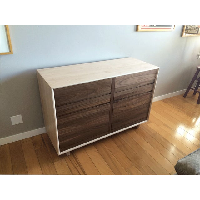 Mid-Century Modern CD Cabinet by Symbol Audio - Image 2 of 11