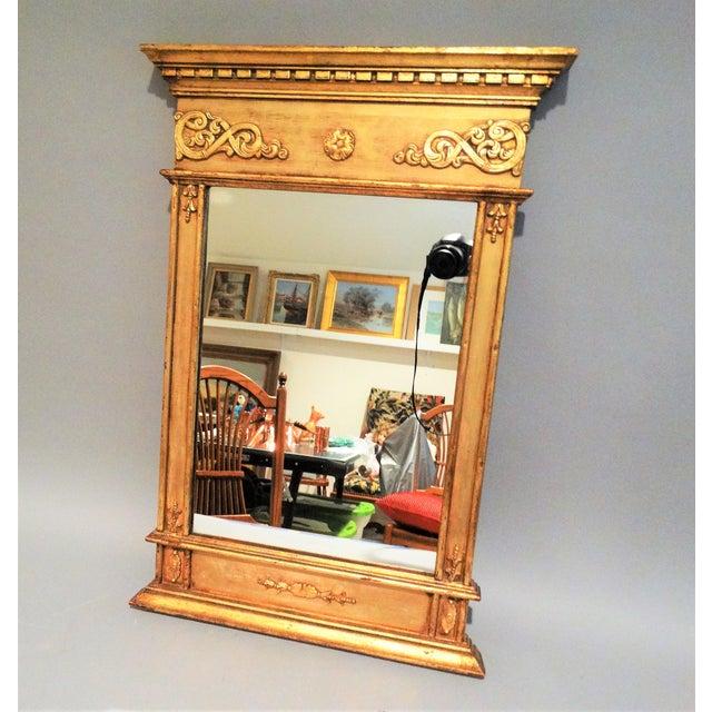 Italian Italian Giltwood Mirror For Sale - Image 3 of 6
