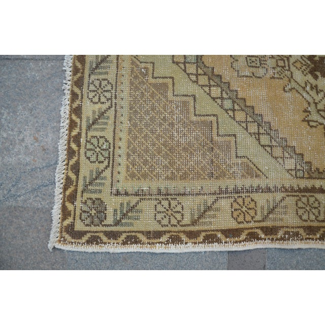 Turkish Oushak Anatolian Rug - Image 6 of 6