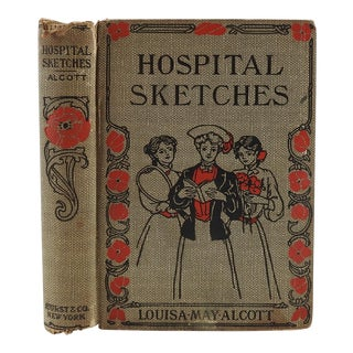 Louisa May Alcott Hospital Sketches For Sale
