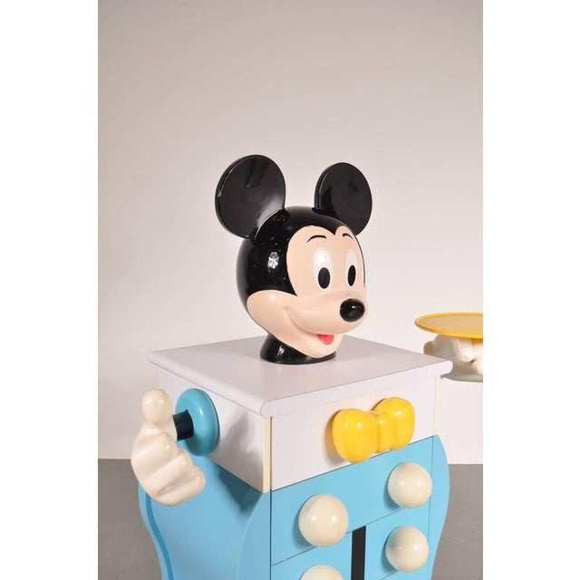Mickey Mouse Cabinet by Pierre Colleu for Starform, France, circa 1980 - Image 9 of 9