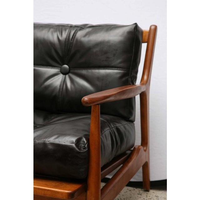 Teak Chair by Conant Ball, 1950s, Usa For Sale In Miami - Image 6 of 9