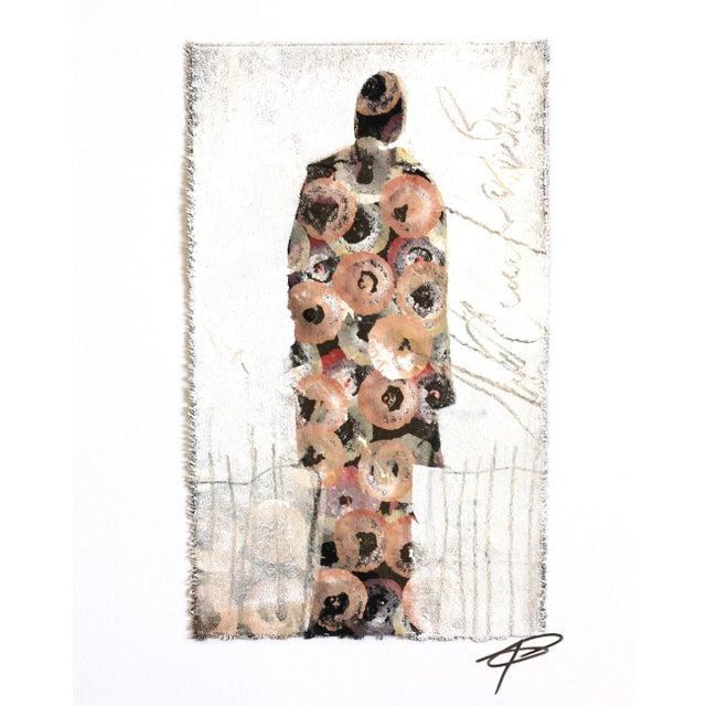 "Abstract, ""838"" Original Artwork by Edith Konrad For Sale In Los Angeles - Image 6 of 6"