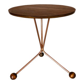 1950s Scandinavian Mid Century the Alberts Table by Albert Larssons Möbelfabrik For Sale