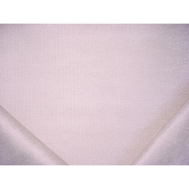 2010s Traditional Osborne Little Rumba Ivory Cubana Weave Chenille Upholstery Fabric - 2-1/4y For Sale - Image 5 of 5
