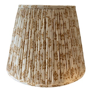 Custom Maison Maison Gathered Lampshade For Sale