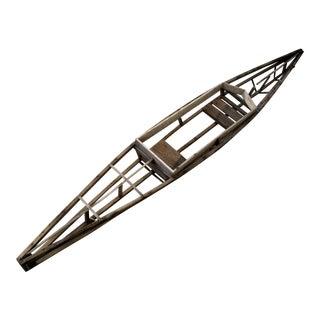 Wood Canoe Kayak Boat Frame