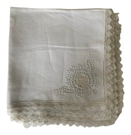 Image of Lace Dinner Napkins