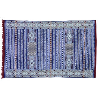 Moroccan Rug - 6'3'' X 4' For Sale