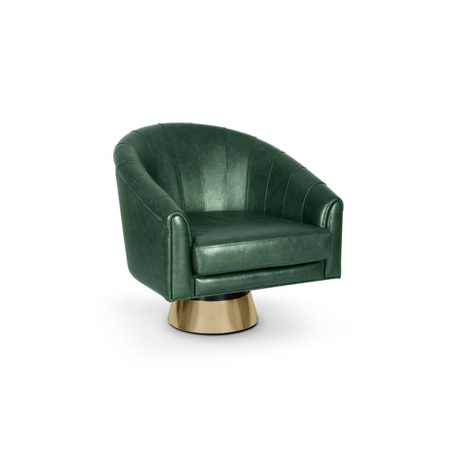 Bogarde Armchair From Covet Paris For Sale - Image 6 of 6