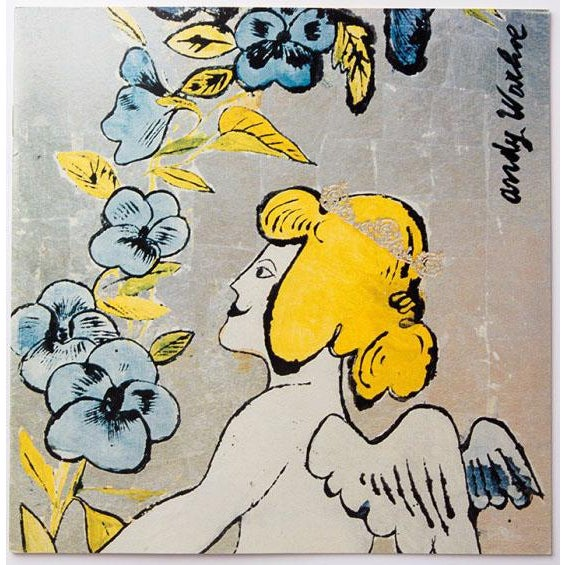 Andy Warhol Vintage Andy Warhol Exhibition Catalog For Sale - Image 4 of 4