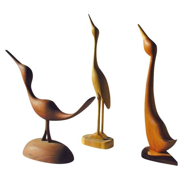 Emil Milan-Style Sandpiper Bird Set - Image 1 of 11