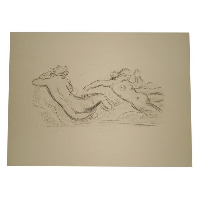 "Vintage Silkscreen Maillol ""Strange Nudes"" Folio - Image 1 of 4"