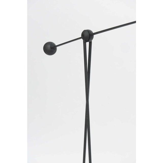 Paolo Francesco Piva Reticulating Floor Lamp for Stefano Cevoli - Image 5 of 8