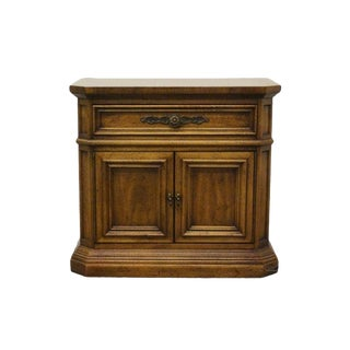 20th Century French Regency Cabinet Nightstand For Sale