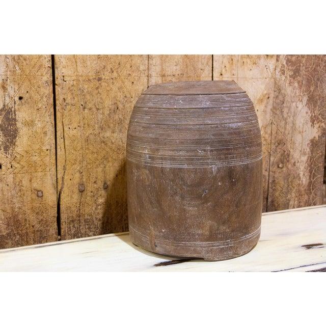 Jeeri Nepalese Tribal Ghee Pot For Sale - Image 4 of 8