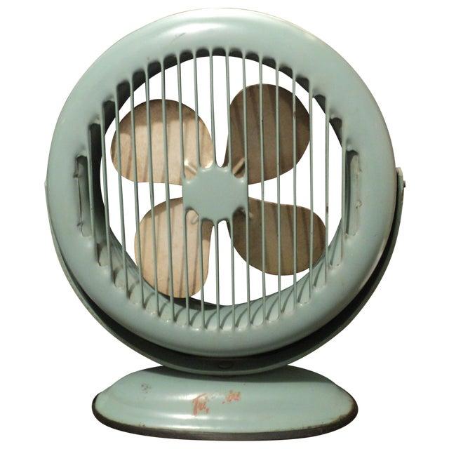 Vintage Lasko Model #52 Moveable Fan - Image 1 of 9
