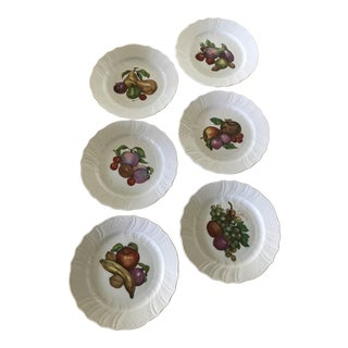 Hutschenreuther Dresden Salad Plates - set of 6 For Sale