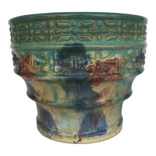 Hull Ceramic Planter Pot For Sale