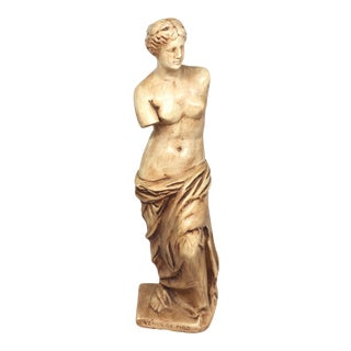 Venus De Milo Ceramic Statue For Sale