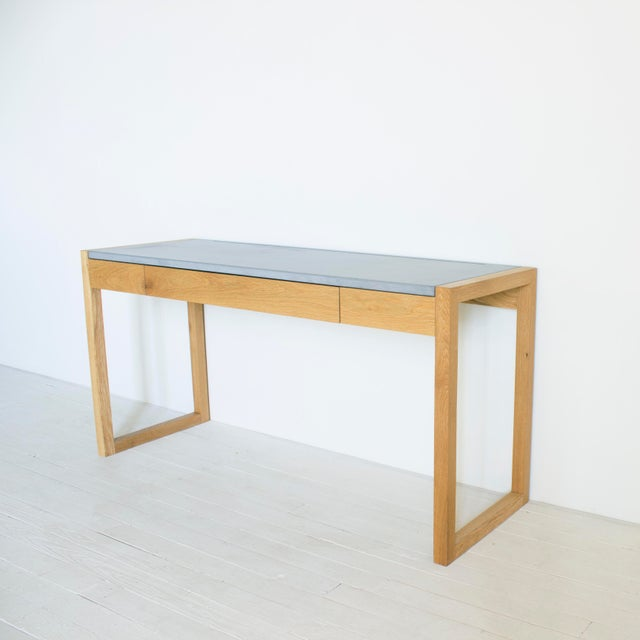 Contemporary George Executive Desk For Sale - Image 3 of 9