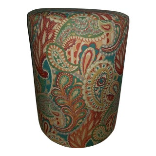 Mordern Upholstered Stool Po Accent Piece For Sale