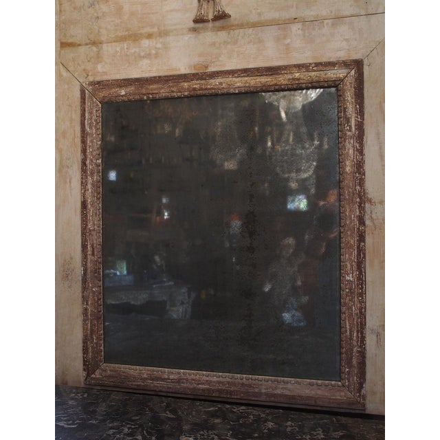 19th Century French Trumeau Mirror - Image 3 of 7