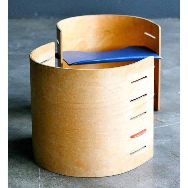 Kristian Vedel was one of the first architects that took children's furniture seriously and designed furniture in a...