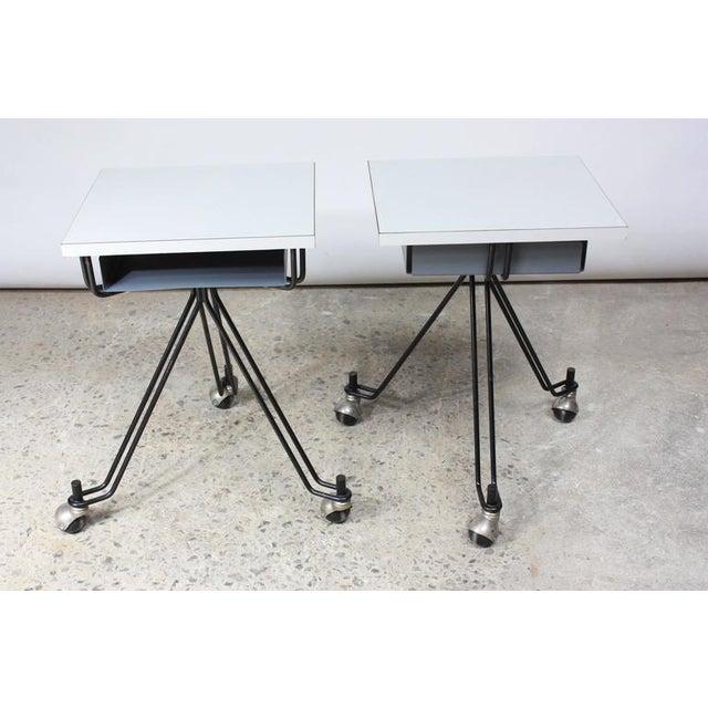 Pair of Eliot Noyes IBM Tables - Image 3 of 10