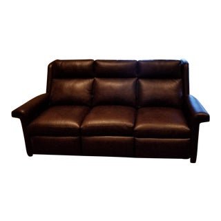 Hancock & Moore Ghent Power Recline Sofa For Sale