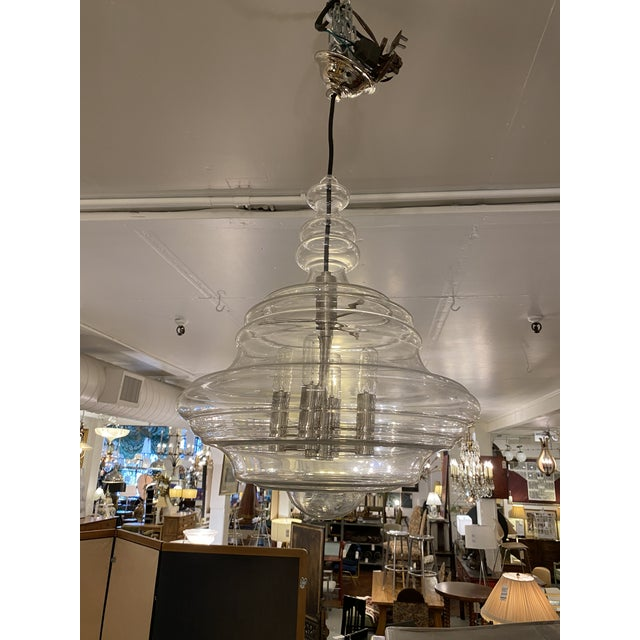 Hudson Valley Lighting Hudson Valley Washington Light Pendant For Sale - Image 4 of 10