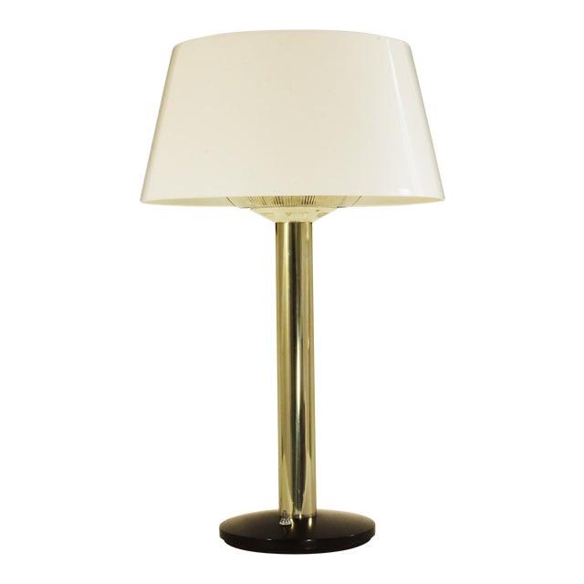 Vintage 1960s Lightolier Lamp by Gerald Thurston For Sale