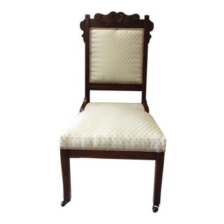 1800's Parlor Side Chair