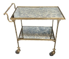 Image of Newly Made Bar Carts & Dry Bars