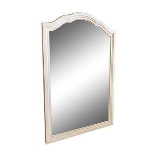 1960s Vintage Henry Link French Mirror For Sale