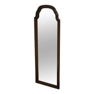 Ethan Allen Cherry Queen Anne Style Mirror For Sale