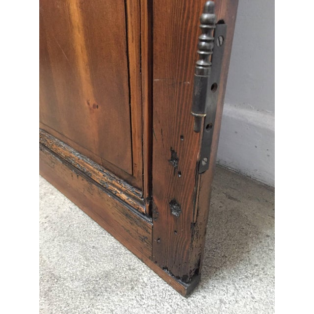 Mid 20th Century Set of Two French Provincial Country Interior Doors For Sale - Image 5 of 10