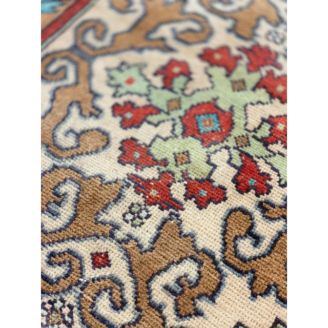 Textile 1960s Vintage Anatolian Runner Rug - 3′1″ × 8′6″ For Sale - Image 7 of 13
