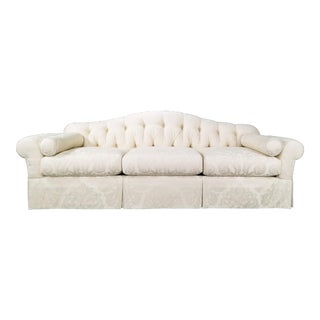 Modern Baker Furniture Thomas Pheasant Sofa For Sale