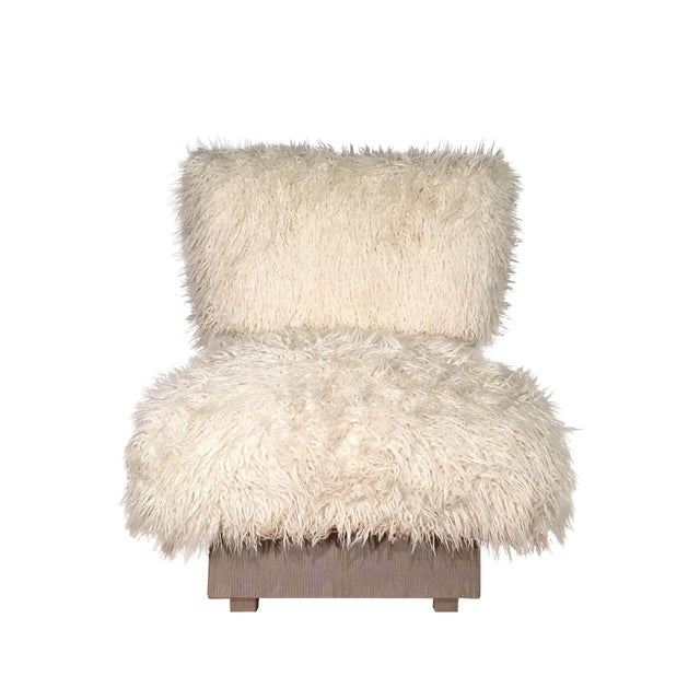 Modernist Designer Flakati Chair by Randy Esada Designs For Sale