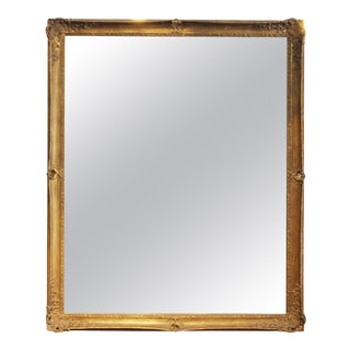 Baroque Style Wall Mirror For Sale