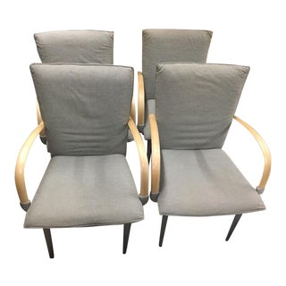 Vintage Rolf Benz Designer 7000 Chairs - Set of 4