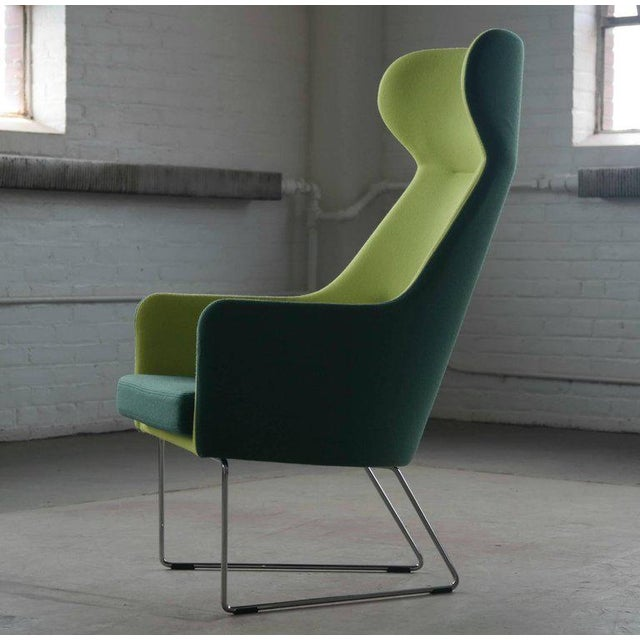 Bernt Petersen Model 1201 Easy Chair for GETAMA - Image 2 of 11