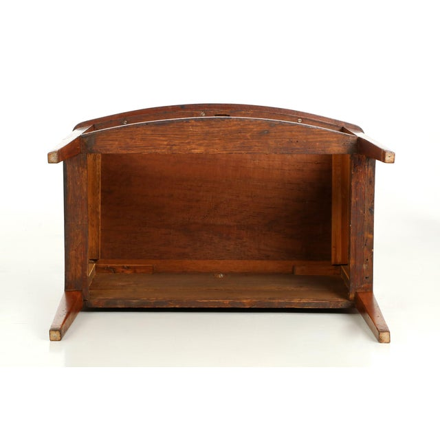 C. 1780 George III Satinwood Commode - Image 9 of 10