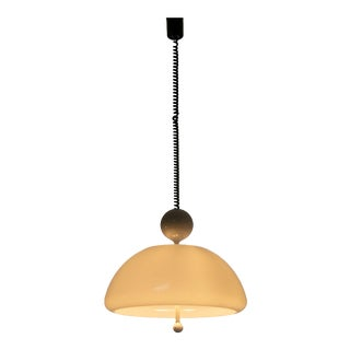 """Saliscendi"" Pendant Lamp by Elio Martinelli for Martinelli Luce For Sale"