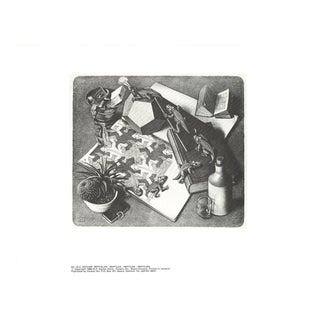 Escher m.c. - Reptiles - Offset Lithograph 1988 For Sale