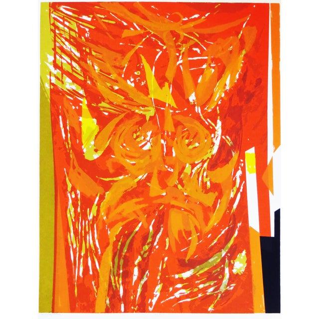 Seong Moy Vintage Abstract Print - Image 3 of 9