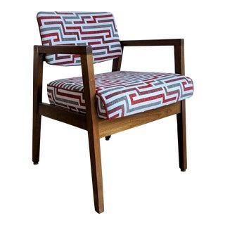 Gunlocke Club Chair - Restored For Sale